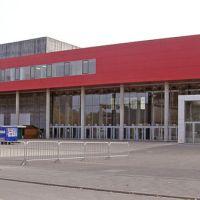 Rockhal Gebäude von außen - 5VIER