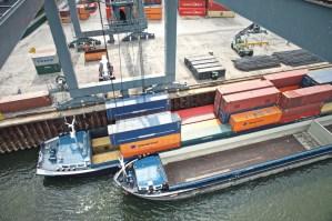 Trierer Hafen - 5VIER