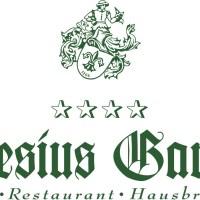 Blesius Garten Logo - 5VIER