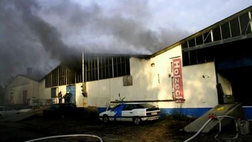 Bitburg Lagerbrand 1