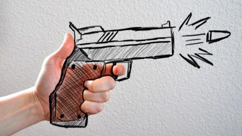 Schusswaffe 1