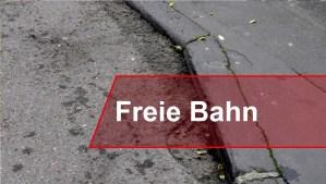 Freie Bahn - 5VIER