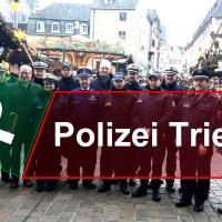 Polizei Nachschub Titel - 5VIER