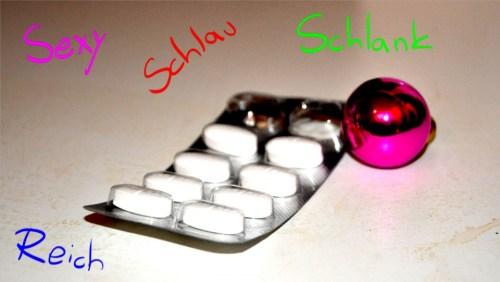 Tabletten textbild