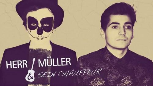 Herr Müller Textbild