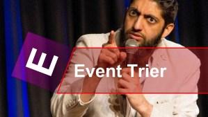 Der 101. Trierer Comedy Slam
