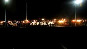 10.000 Lichter für Syrien