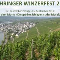 Mehringer Winzerfest - 5VIER