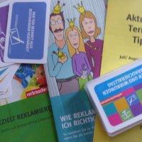 Quiz, Rechte, Verbraucherzentrale Trier, Foto: Marie Baum - 5VIER