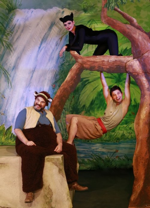 Dschungelbuch - Das Musical, Foto: Theater Liberi