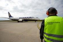 Steuert in eine ungewisse Zukunft: Der Flughafen Hahn.