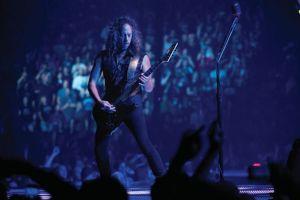 Master of Lead-Guitar: Kirk Hammett (Foto: Universal Music)