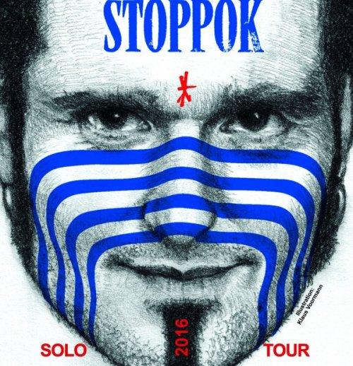 Stoppok Solo Tour 2016