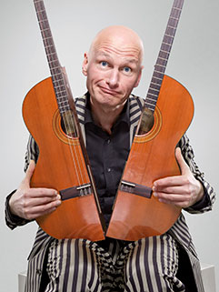 Klaus Renzel, Foto: Kultur Raum Trier e.V.
