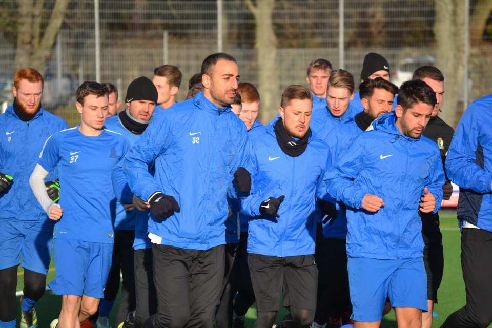 Klassenerhalt Vom Spieler zum Trainer: Josef Cinar. Foto: Eintracht Trier