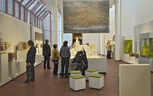 Blick in die Dauerausstellung (Aufnahme: GDKE-Rheinisches