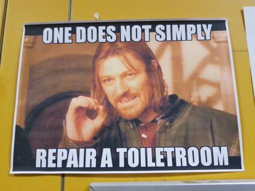 Uni-Toilette