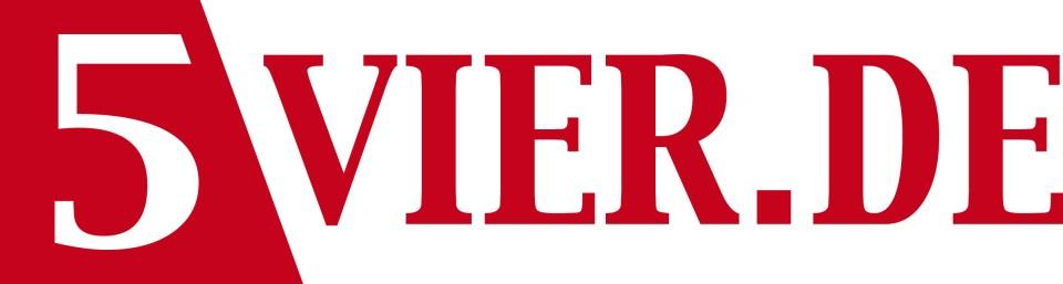 5vier.de - 5VIER.de Logo (ab2016)