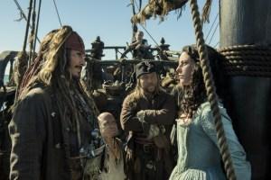 Pirates Caribbean - 5VIER