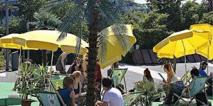 Sommerfest Uni Trier