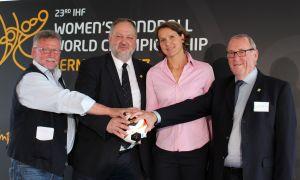 Frauen Handball Weltmeisterschaft