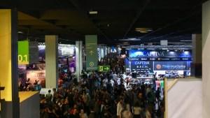 Gamescom 2017 - 5VIER