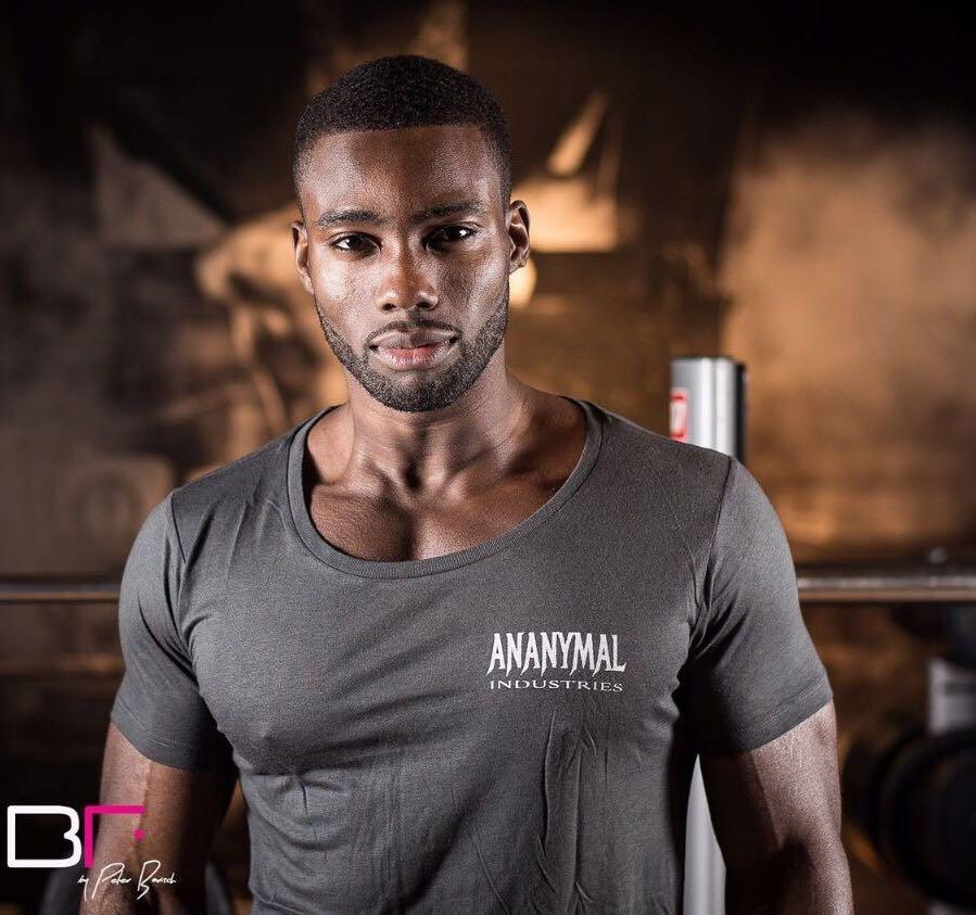 Fitnesstrainer Fabrice