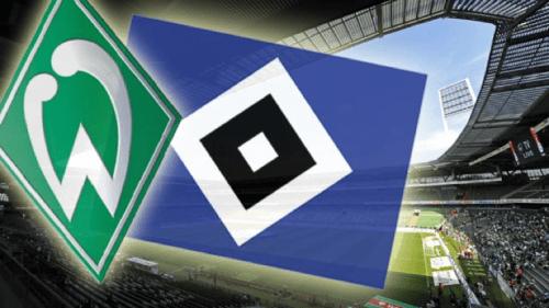 Duell zum Bundesligastart HSV gegen Werder Bremen
