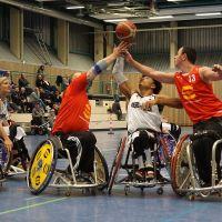DONECK Dolphins Trier gegen die Baskets 96 Rahden