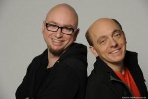 Lesung mit Bernhard Hoëcker und Tobias Zimmermann