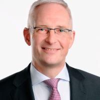 Weihnachtsportrait von Triers Oberbürgermeister Wolfram Leibe (SPD)