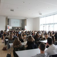 Infotag an der HS Trier - 5VIER