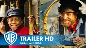 Die Kino-Woche: Jim Knopf & Lukas der Lokomotivführer - 5VIER