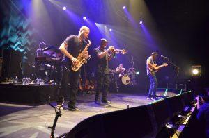 Marcus Miller mit Band in der Rockhal