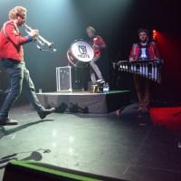 Spielen ein wunderbares Konzert: MEUTE in der Rockhal - 5VIER