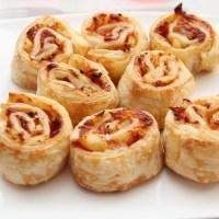 Mini-Pizzaschnecken zum Selbermachen - 5VIER
