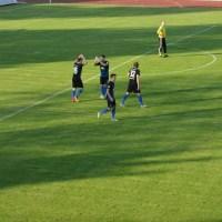 Eintracht Trier nach dem 2:0 gegen FV 07 Engers