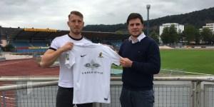 SVE_Wieszolek kommt von Schalke - 5VIER