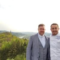 Frank Urbanek und Falco Weiß - Zur schönen Aussicht | Foto: Falco Weiß - 5VIER