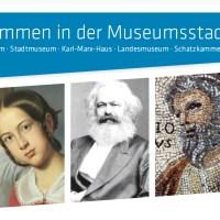 logo Bild: museumsstadt trier - 5VIER
