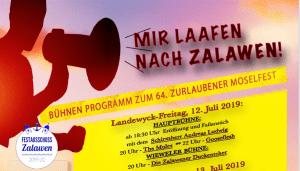 64 Zurlaubener Heimatfest Programm - 5VIER