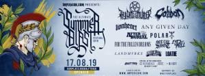 Summerblast Trier 2019 Line-Up - 5VIER