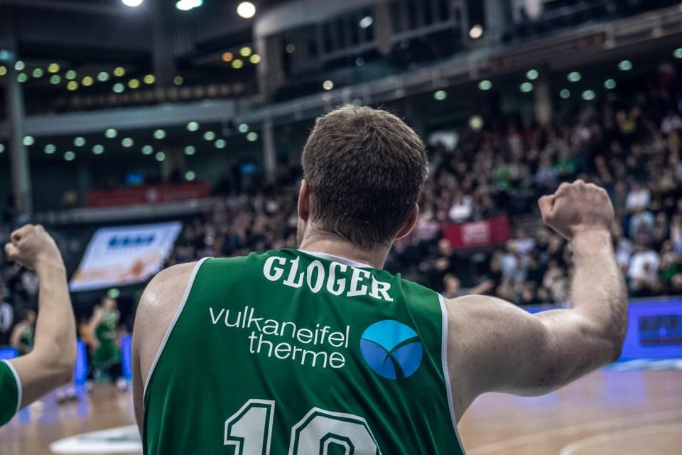 Till Gloger - standason30 - Spendenaktion Gladiators Trier - Foto: Simon Engelbert, PHOTOGROOVE