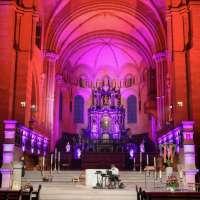 Das Abendlob im Trierer Dom
