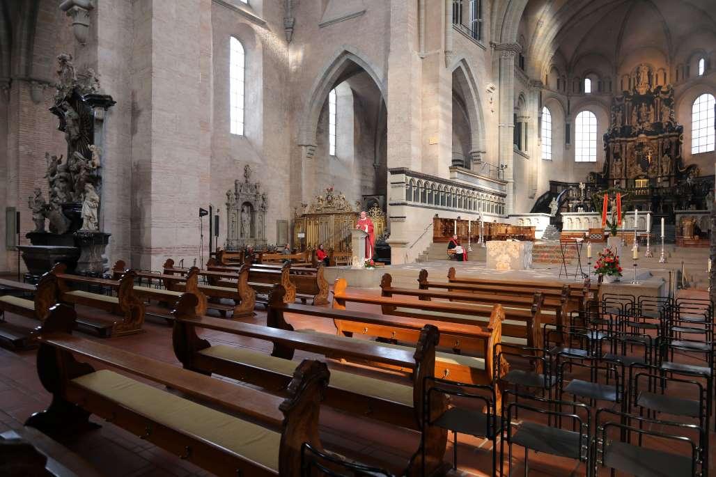 Gottesdienst Dom Trier