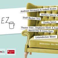 "Musikfestival der TUFA am 15. Mai 2020: ""Sofa-BeneViez. Musik zum Mitholen"""