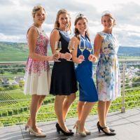 Die Mosel-Weinkönigin verlängert ihre Amtszeit
