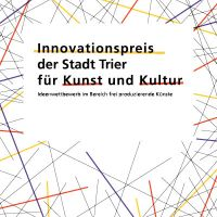 Kulturdezernat Trier lobt Innovationspreis aus