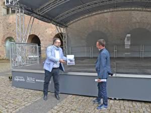 Theater Trier live im Brunnenhof – Open-Air-Veranstaltungsreihe