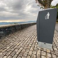 Trierer Stadtreinigung testet vernetzte Solarmülleimer